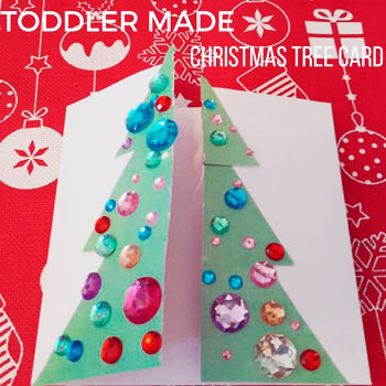 Christmas cards diy ideas for children
