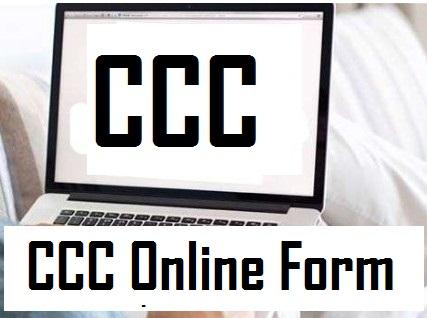 CCC Online Form