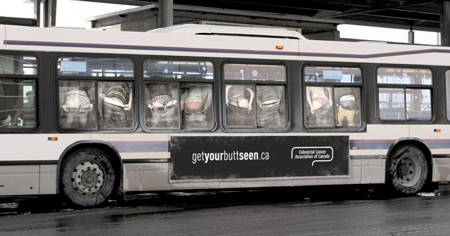 Very Creative Bus Ads