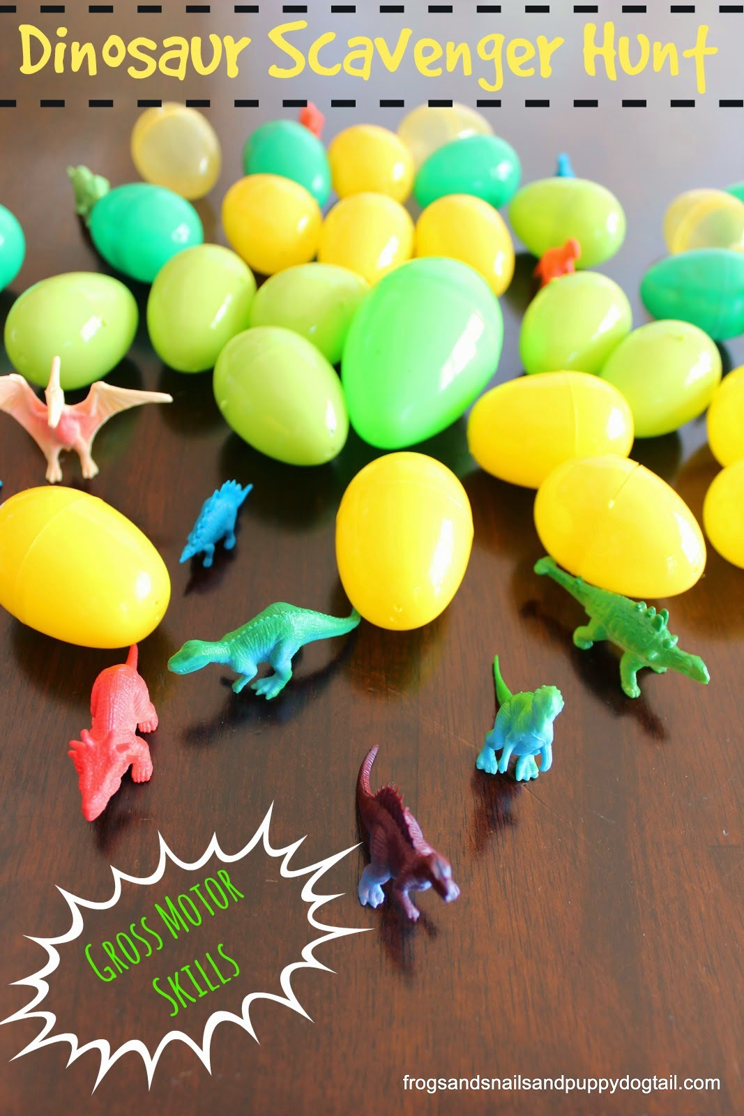 Frogs And Snails And Puppy Dog Tail Fspdt Dinosaur
