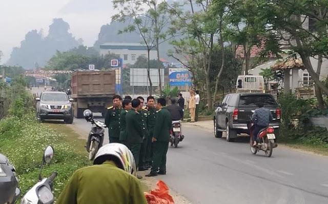 Vụ nổ mìn ở Phú Thọ: Nghi phạm gọi điện thông báo còn đặt thêm 3 quả miìn khác