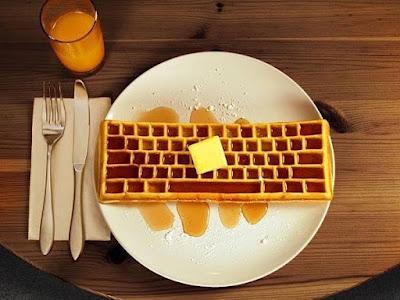 El desayuno de un verdadero PC Gamer