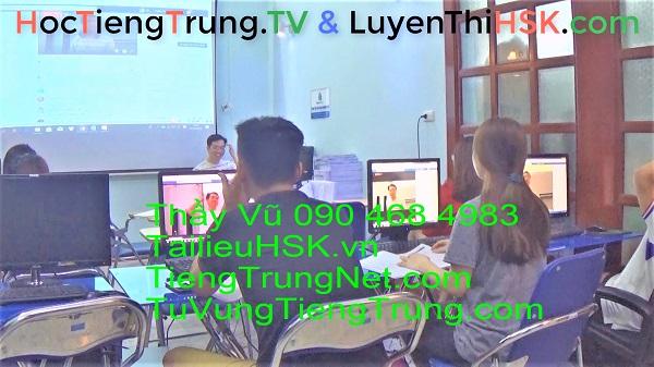 Học tiếng Trung ở đâu tại Hà Nội Trung tâm tiếng Trung uy tín ở Hà Nội