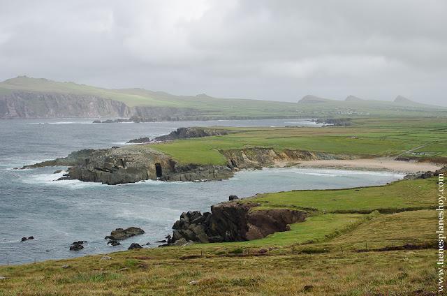 Peninsula de Dingle paisaje Irlanda Condado de Kerry
