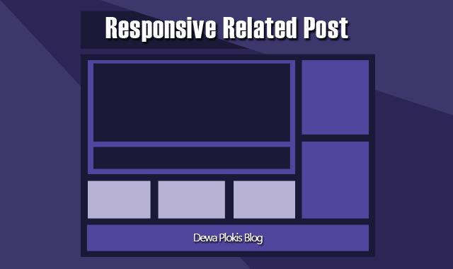 artikel terkait responsive
