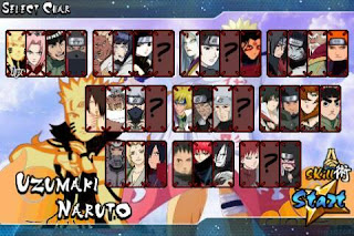 Naruto Senki PDS4 Mod by Khoirul Amin Apk