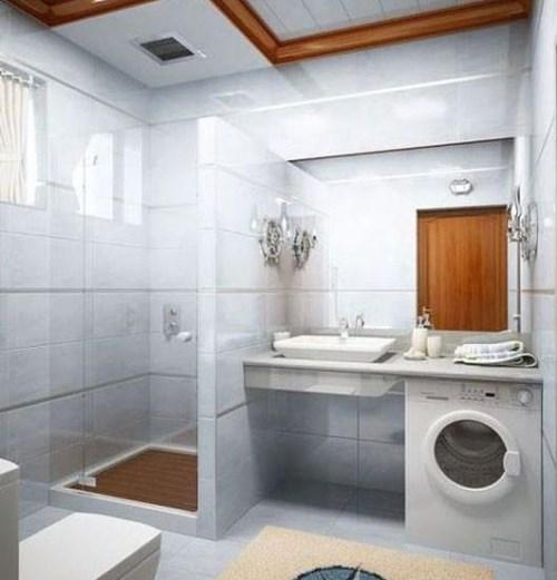desain interior kamar mandi rumah minimalis