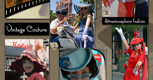 Disney Hollywood Studios Citizens of Hollywood Wordless Wednesday