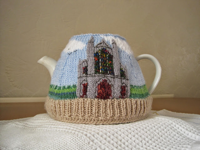 Winchester Cathedral Tea Cosie