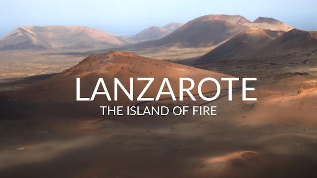 Lanzarote l'isola del fuoco: il video