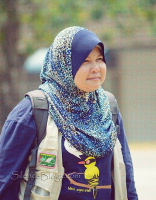 Puan Azlina Mokhtar, Town Planner, Hulu Selangor District Council