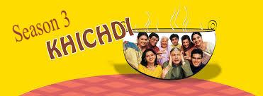 Khichdi Comedy Serial