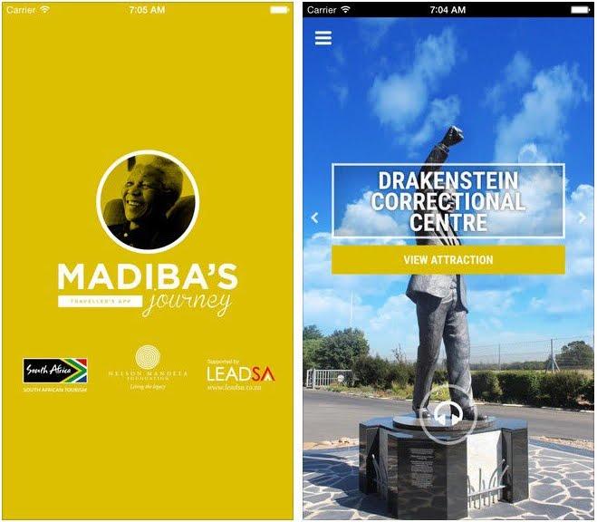 Il Centerario di Nelson Mandela con una mappa turistica gratuita | Sudafrica