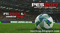 PTE Patch 6.5 AIO Unofficial - PES 2017