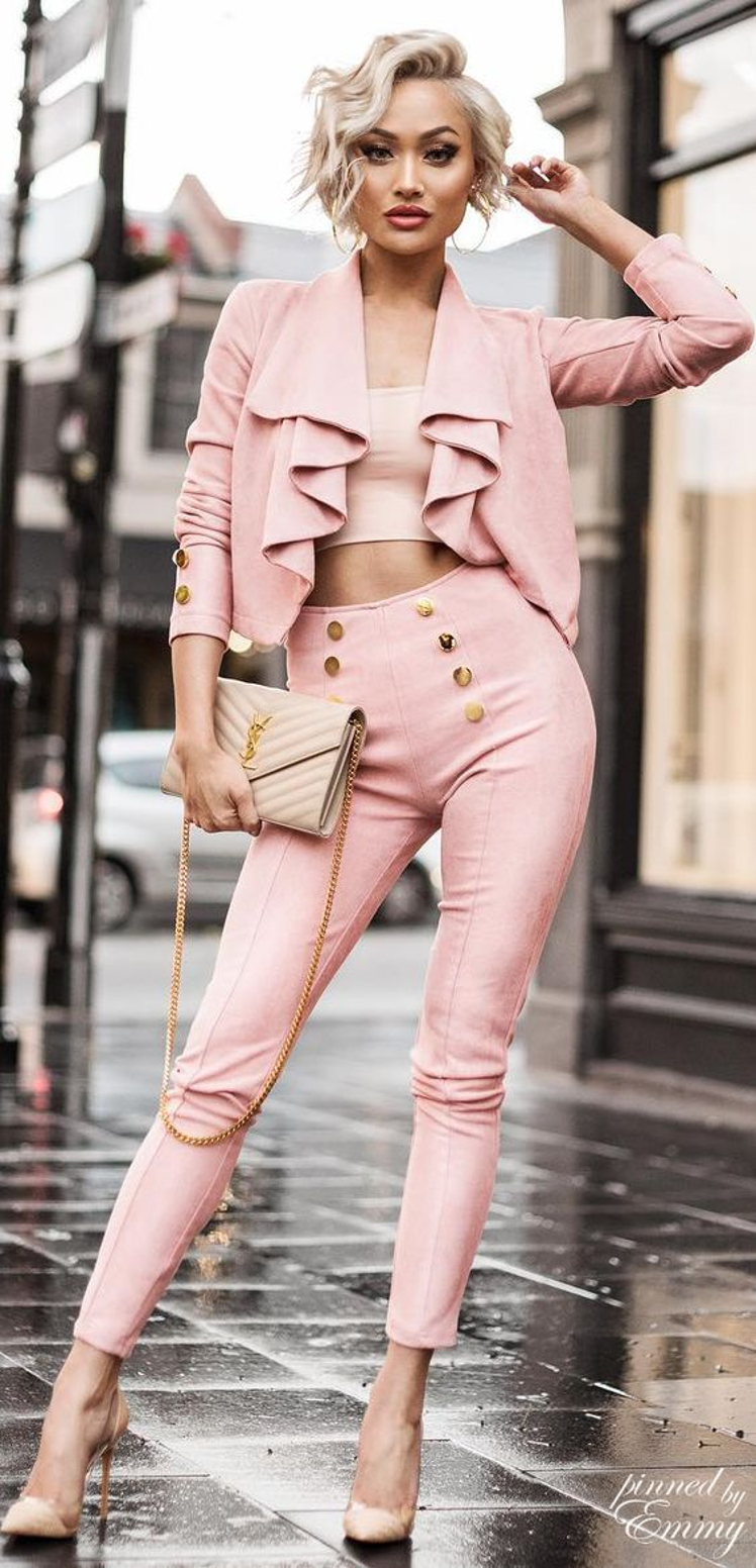 Brilliant Luxury ♦ Micah Gianneli #pink