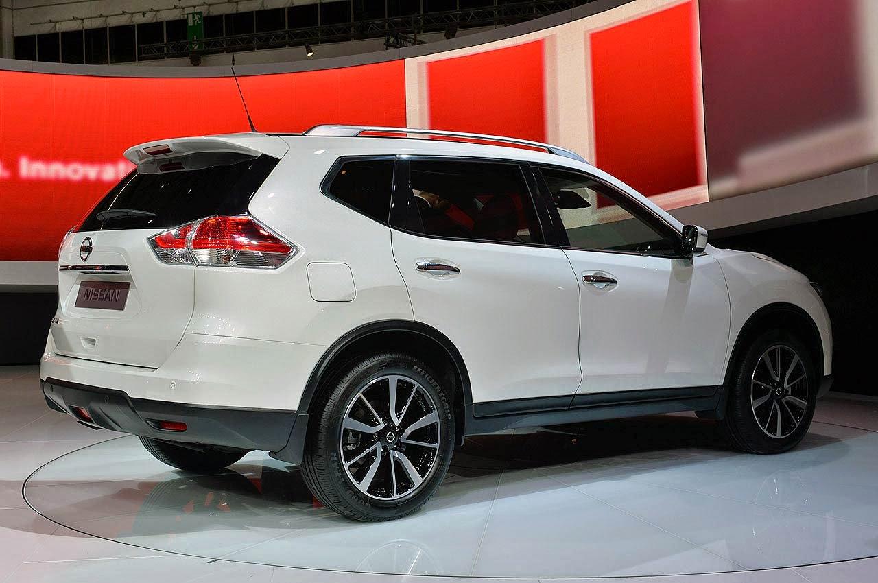 All Types harga new xtrail : Asyiknya : Harga dan Spesifikasi All New Nissan X-Trail