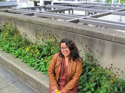Interview with Silvia Moreno-Garcia, author of Signal to Noise - February 16, 2015