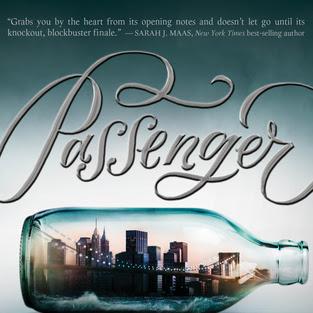 PASSENGER (Passenger #1) - by Alexandra Bracken