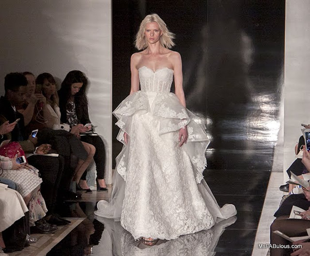 style beauty fashion bridal week spring