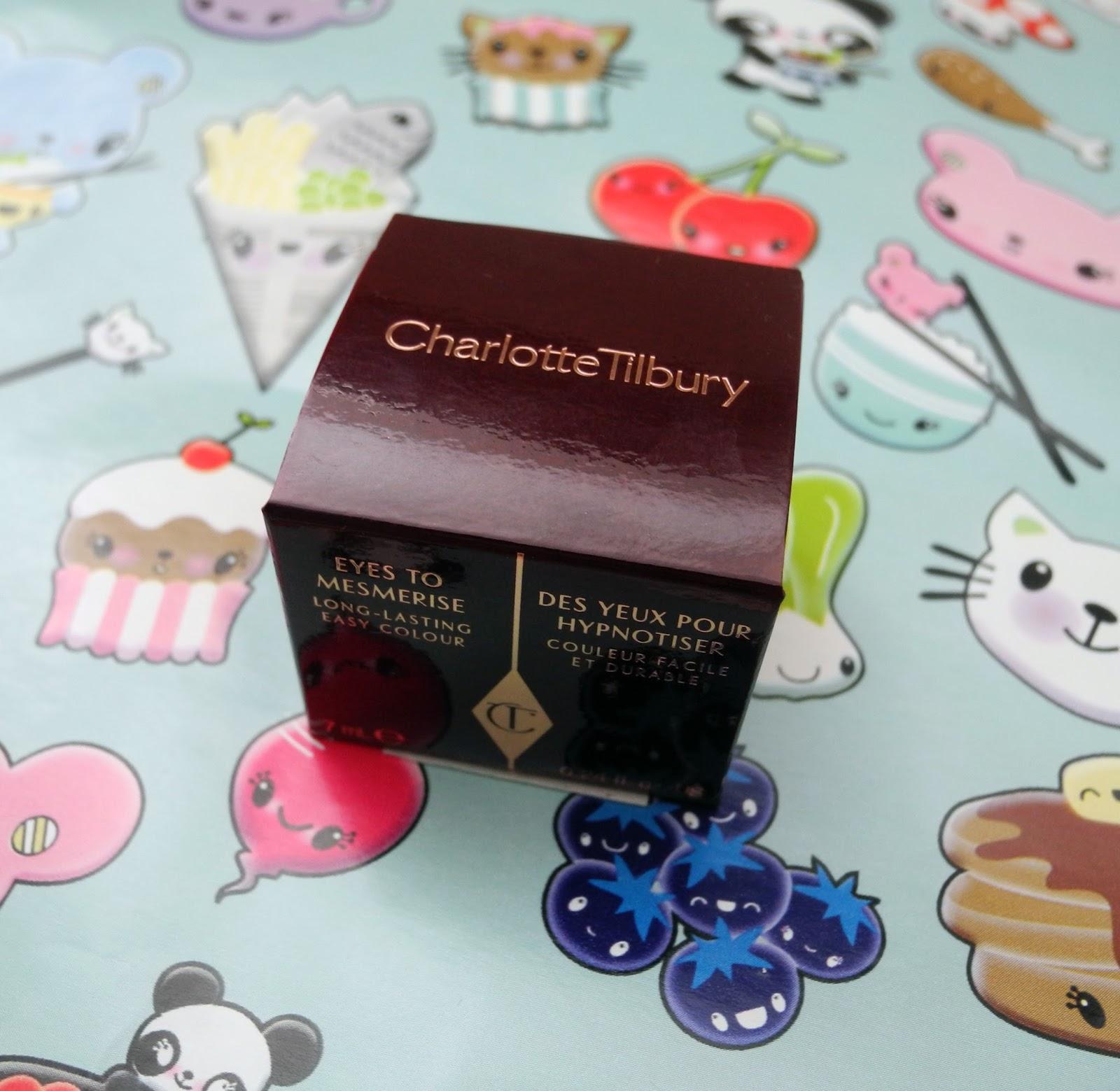 Charlotte Tilbury Eyes To Mesmerise Review Good Red Herring