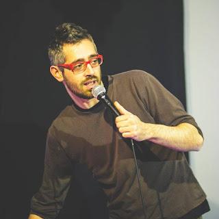 Ο Δημήτρης Χριστοφορίδης στο Athens Comedy Festival
