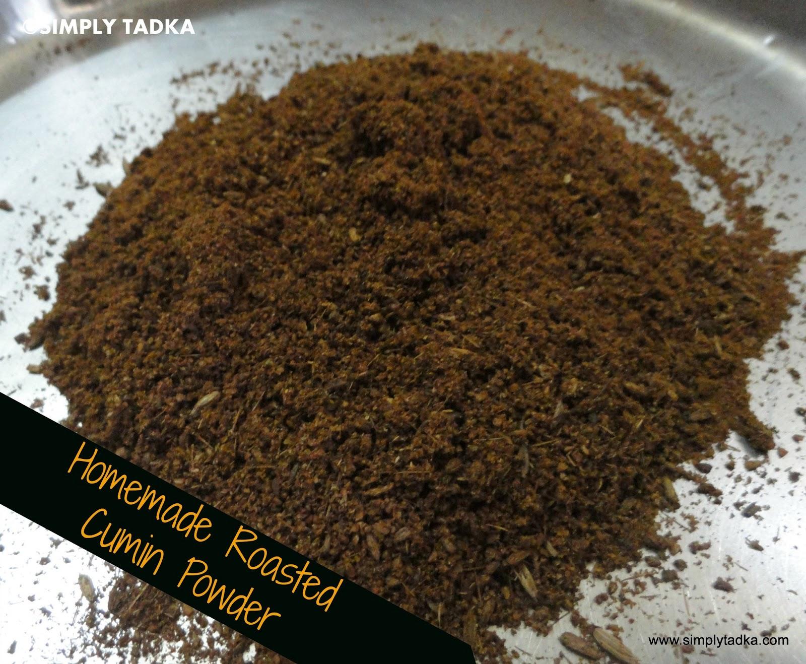 Roasted Cumin Powder Recipe — Dishmaps
