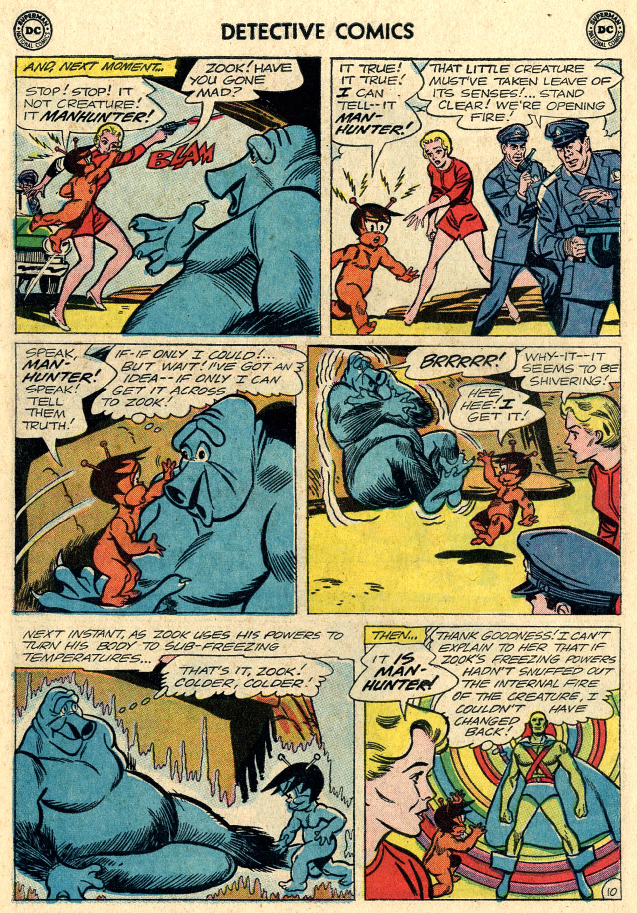 Detective Comics (1937) 324 Page 29