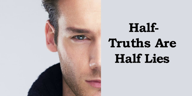 More Half-Truths Many Christians Believe (#25-28)