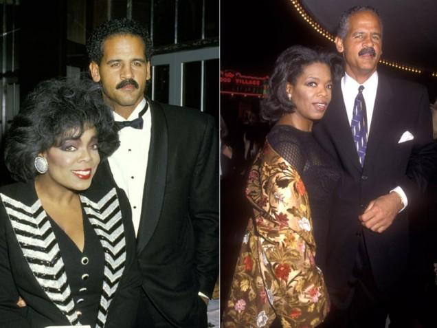 Oprah Winfrey Shuts Down Reports She's Marrying Stedman