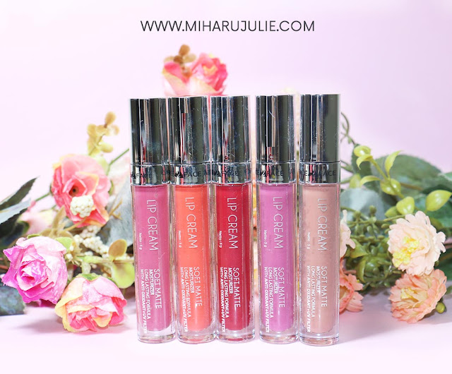 Face2Face Soft Matte Lip Cream Review & Swatches