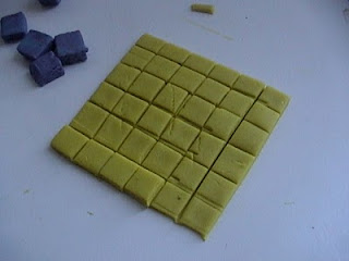 playdoh, math, fun math acivities, base ten blocks,