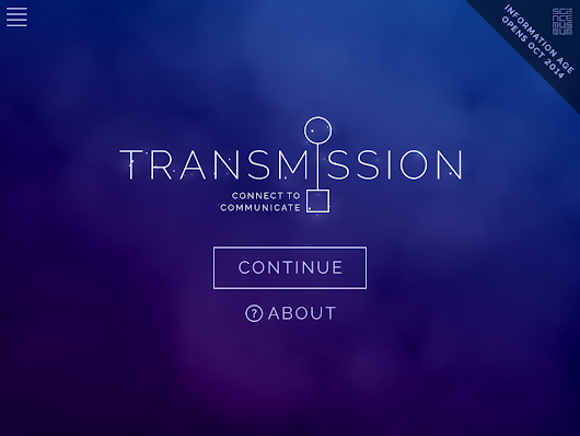 Review: Transmission: Connect to communicate for iPhone and iPad