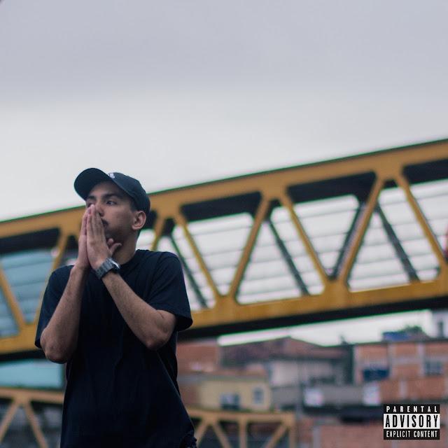 """Ouça """"Prefácio"""" o mais novo EP do rapper carioca  FP."""