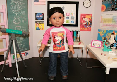 Classroom printables for dolls