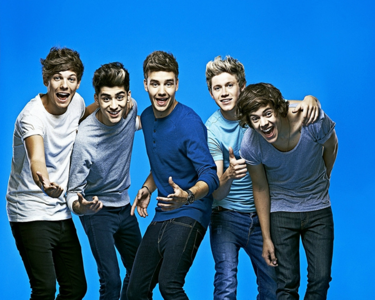 Boy Band Wallpaper: One Direction Wallpaper
