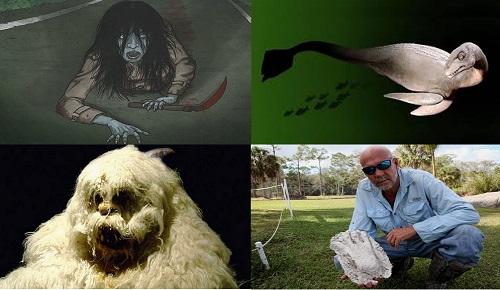 Modern Çağda Hala Yaşadığı Düşünülen 10 Efsanevi Yaratık