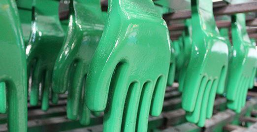 Industrial Teflon Coating