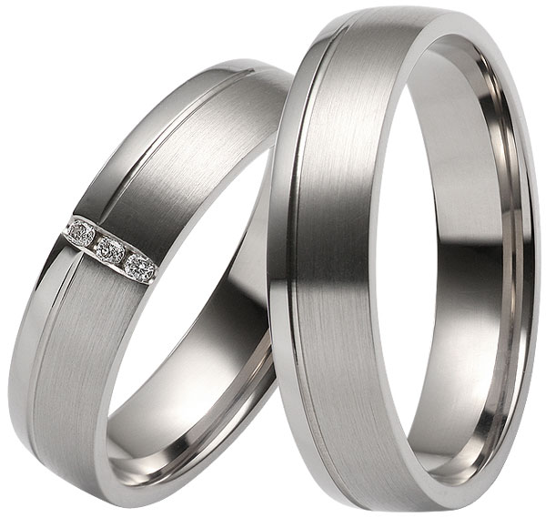 Cheap Palladium Wedding Rings