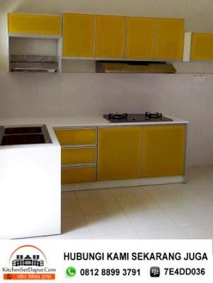 Jasa pembuatan kitchen set bogor jasa pembuatan kitchen for Kitchen set bogor