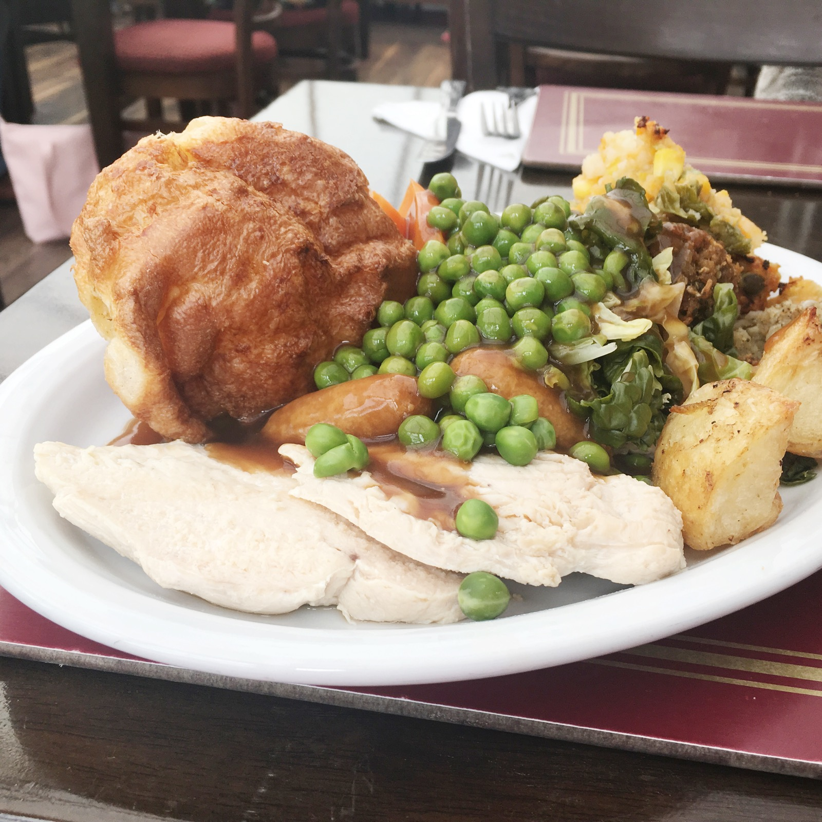 Killingworth Arms - Sunday Lunch