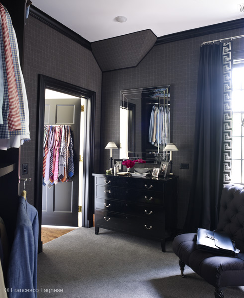 The deco blog is dark colored paint timeless - Dark gray bedroom walls ...
