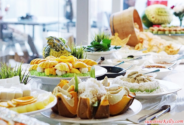 Chakri Palace Sky View, Dorsett Hotel Hartamas, Ramadan Buffet 2019, Tantalizing Tastes of Thailand, Thai Food, Ramadan Buffet, Ramadan Review, Chakri Palace,  Imperial Chakri Palace KLCC, Chakri Palace Pavilion KL