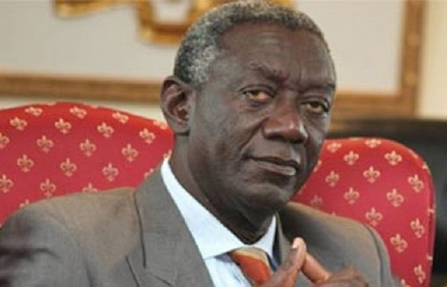 GFA should invest in the Local League –  Ex-President Kufuor
