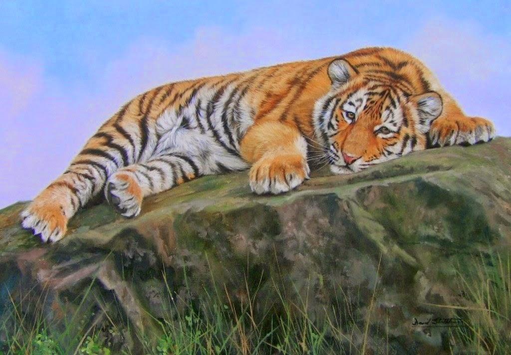 Paisajes De Animales: Imágenes Arte Pinturas: Paisajes Con Animales En Pinturas