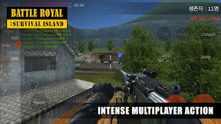 Battle Royal : Survival Island v0.11