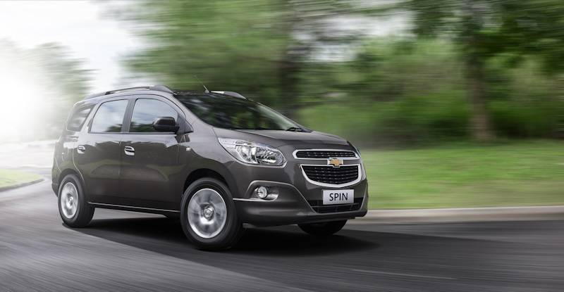 Chevrolet Previews Spin Pre Launch Price Offer Of P 798888 W