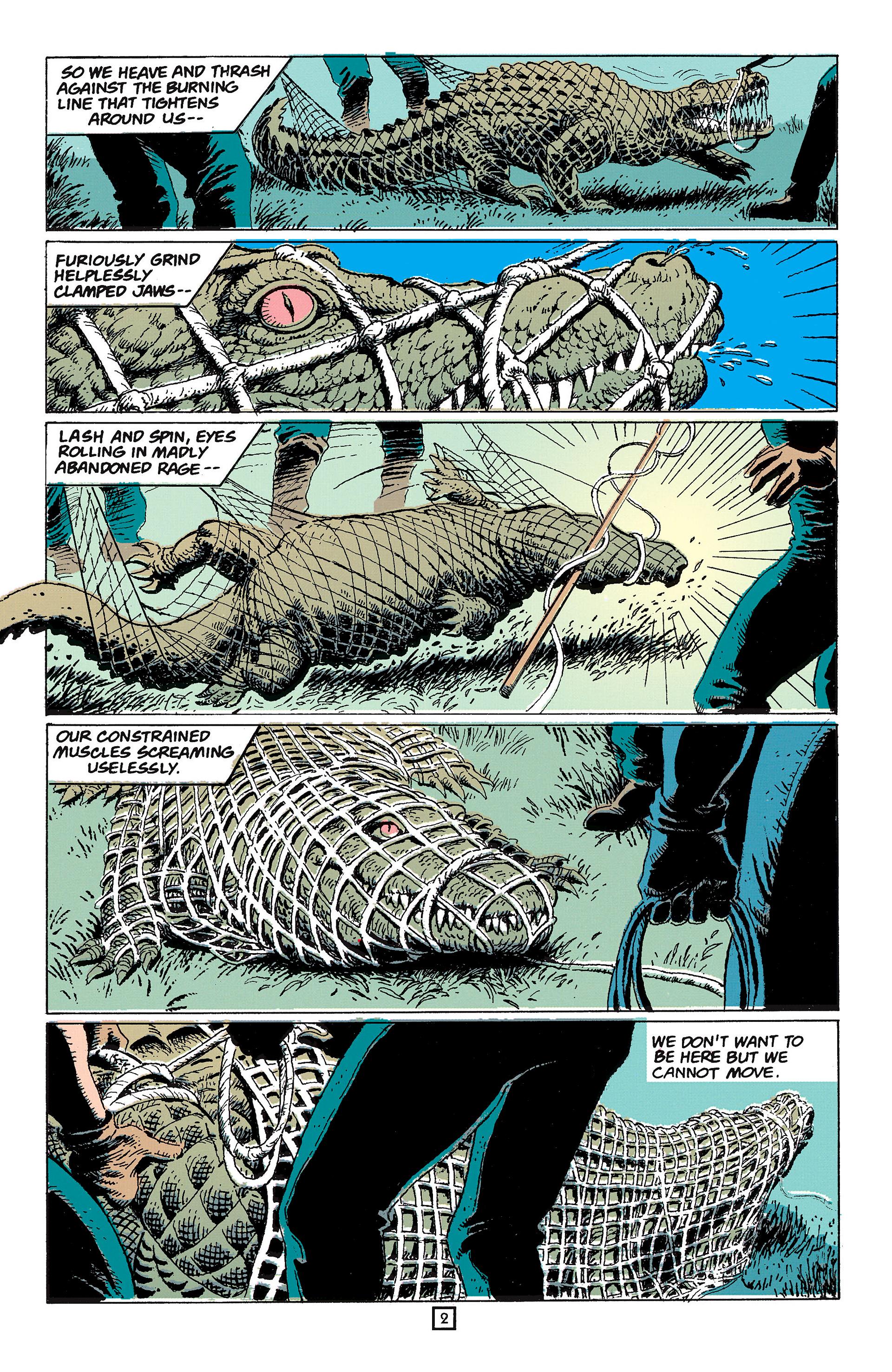 Read online Animal Man (1988) comic -  Issue #60 - 3