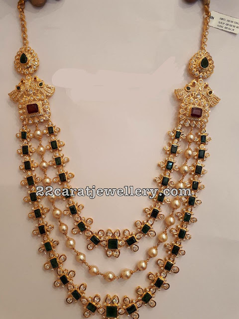162 Grams Long Haar by Mahalaxmi Jewellers