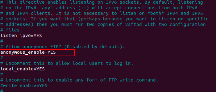 FTP Penetration Testing on Ubuntu (Port 21)