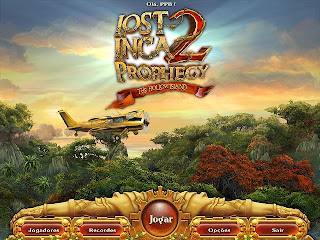 Lost Inca Prophecy 2 The Hollow Island
